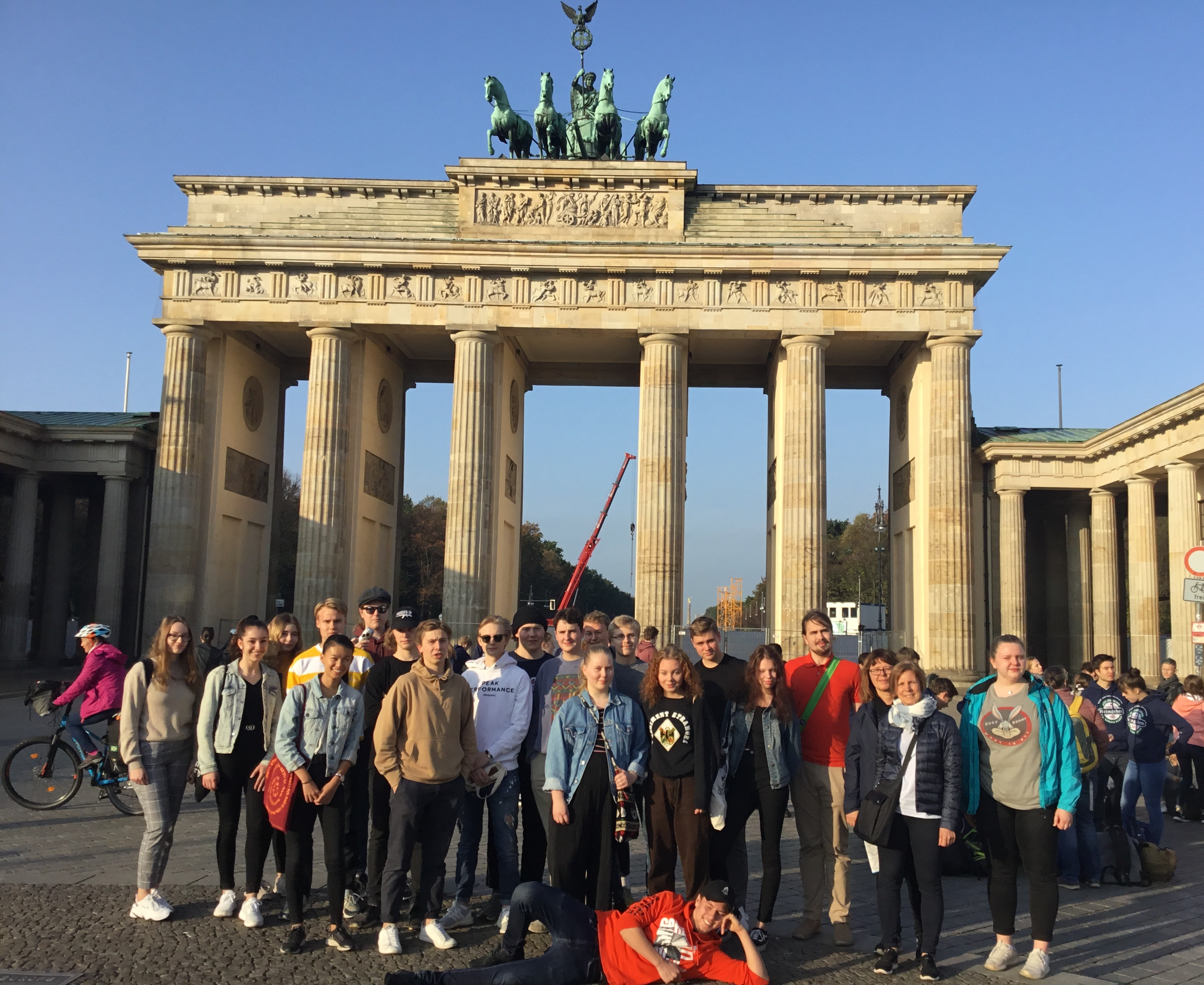 2019-10-23 Berliinin-matkalaiset